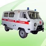 УАЗ 39623 класс А