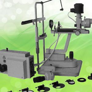Оборудование для коррекции зрения